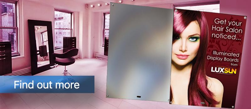 Magic Mirror LED Display Board | LED Illuminated Display Boards